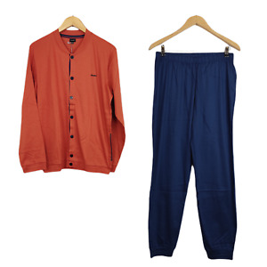 Julipet Size L Set Pajamas Man 100% Cotton Model Ticus