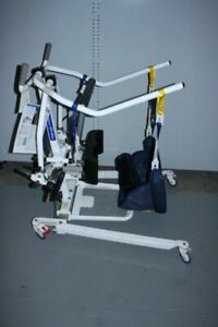 Invacare Reliant Standup 440 Patient Lift - 2007 RPS440ee - FAULTY