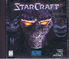 Starcraft (PC, 1998, Blizzard Entertainment) - Free USA Shipping!