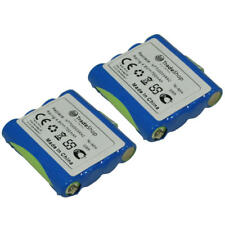 2x Batterie 700 mAh 4,8 V Ni-MH remplace DeTeWe simballey mt700d03xxc px-1755 px-1761