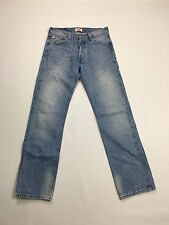 Men's Levi 501 Jeans - W30 L32 - Faded Navy Wash - Great Condition
