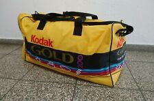 Original Vintage 1990 KODAK Photo Sporttasche Gym Bag Design 90ies Tasche Sport