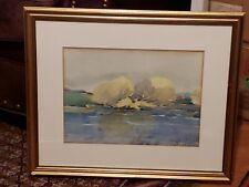 Original Painting, signed, listed artist JAMES STANLEY PROSSER R.U.A. 1887-1959