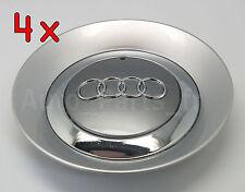4  Cache Jante moyeux Centre roue pour  Audi -  A4 TT MK2 Coupe - 150mm