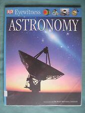 Dorling Kindersley Eyewitness Astronomy paperback ISBN 1405302941
