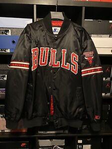 Chicago Bulls Starter jacket XXL