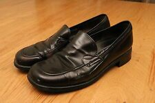 Gabor Fashion Dark Brown Boys Dress Shoes Size 4.5 Made In Portugal