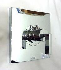 Hansgrohe 39385001 Axor Citterio EcoStat Thermostatic Valve Shower Trim CHROME