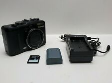 Canon PowerShot G9 PC1250 12.1MP 6x Zoom 7.4-44.4mm F2.8-4.8 Digital Video Camer