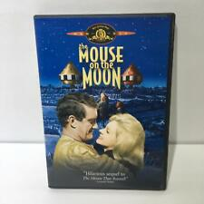 The Mouse on the Moon MGM DVD