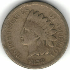 1859 US 1C Indian Cent Good TMM*