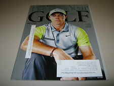 Sports Illustrated Golf Magazine Rory McIlroy Player of the Year December 2014