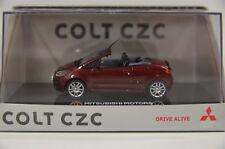Mitsubishi Motors Colt CZC Cabriolet  1:43 Vitesse - kaminrot
