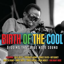 Birth Of The Cool 2-CD NEW SEALED Blue Note Jazz Horace Silver/Art Blakey+