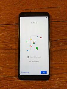 Google Pixel 3a - 64GB - Just Black (Google Fi) (Single SIM)