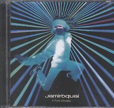 Jamiroquai - Funk Odyssey/Aussie 1st 2CD