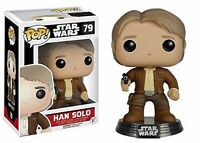 Funko Pop! Star Wars Episode 7 Han Solo Vinyl Figure