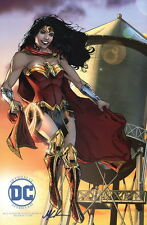 Matthew Clark SIGNED Wonder Woman WB Art Print ~ LE Limited Edition of only 150!