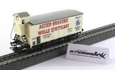 Märklin 4678 H0  Güterwagen Aktien-Brauerei Wulle Stuttgart  X00001-17024