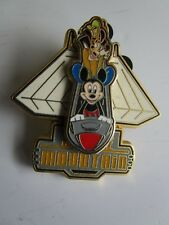 Pin 33954 Wdw - Space Mountain Slider Mickey Mouse & Goofy Slider Disney