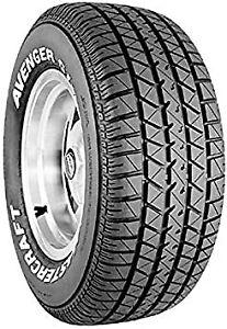 1 New P225/70R14 Mastercraft Avenger G/T Tire 225 70 14 2257014