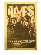 The Hives Poster The Black And White Album Band Shot