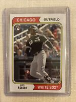 Luis Robert 2020 Topps Archives Rookie Card RC White Sox PWE