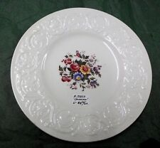 """Wedgwood 'Patrician or Swansea' Bread & Butter Plate 6 1/2"""" Dia. - 1954 - 1971"""