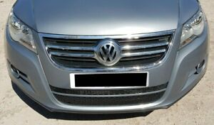 GENUINE 2008 VOLKSWAGEN VW TIGUAN FRONT BUMPER WITHOUT GRILL LR7N