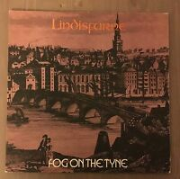 LINDISFARNE Fog On The Tyne 1971  UK Vinyl LP Pink Scroll EXCELLENT CONDITION E
