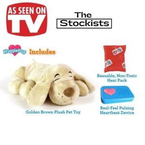 HuggiePup - Plush Pet Toy - The Stockists
