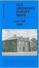 Vieux Ordnance Survey Map basse a chuté de 1895