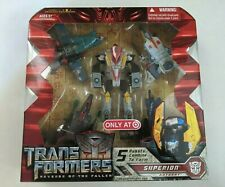 Transformers Revenge of the Fallen ROTF Superion Combiners Class Target