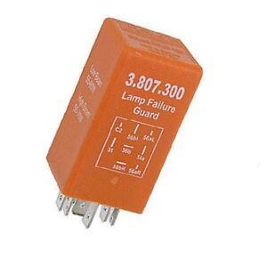 Exterior Light Bulb Check Relay K.A.E. for Saab 9-3 9-5 900 9000