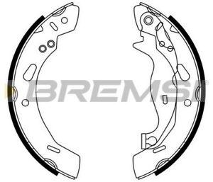 New Rear Brake Shoe Set Fits: Ford Fiesta MK6 (CB1,CCN) 09-