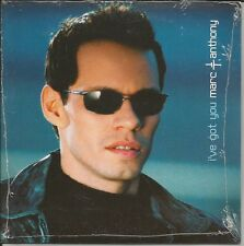 MARC ANTHONY I've got you 2TRX EDIT & RARE MIX CARD SLEEVE CD Single SEALED 2002