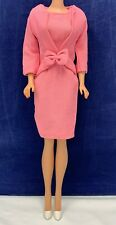 Vintage Barbie Clone Wendy Elite Pink Suit Doll Outfit