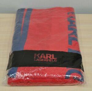 Beach towel Karl Lagerfeld Beachwear KL20TW01 red