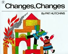 Changes, Changes (Aladdin Picture Books), Hutchins, Pat,0689711379, Book, Good
