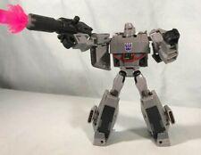 Transformers Cyberverse Aventures Megatron de Luxe Guerrier Classe