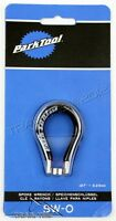 "Park Tool SW-0 Bicycle Wheel Spoke Wrench 3.23mm (0.127"") - Black"