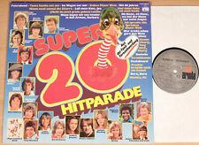 SUPER 20 - Hitparade (1977 / Roland Kaiser, Benny, Bernd Clüver, M.Mann / LP m-)