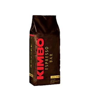 (15,99€/kg) Kimbo Extra Cream Espresso 1000g ganze Bohne MHD: 08.12.2021