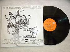 """LP ORCHESTRE POPULAIRE SAVINIEN/SAVINIAN JAZZ GROUP """"Musique pour un Samedi"""" µ"""