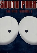 USED 2DVD SET  //SOUTH PARK // THE HITS VOLUME 1 //