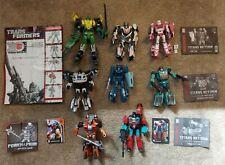 Transformers Autobot Lot of 8Generations, Titans Return, Prime, Power of Primes