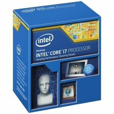 Core i7 4th Gen. Computer Processors