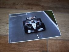 Photo /  Photograph David Coulthard McLAREN Mercedes Silverstone 2000  //