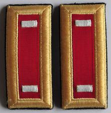 Schulterklappen eines First Lieutenant US Army Parade Uniform