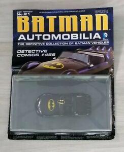 *NEW*Batman Eaglemoss Batman Automobilia Magazine Die Cast Vehicle Issue 21 BNWT
